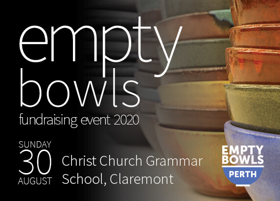 Empty Bowls Feed the Hungry