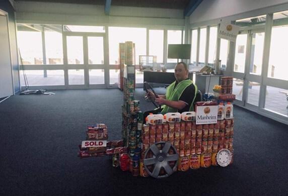 Cox Automotive Food Drive