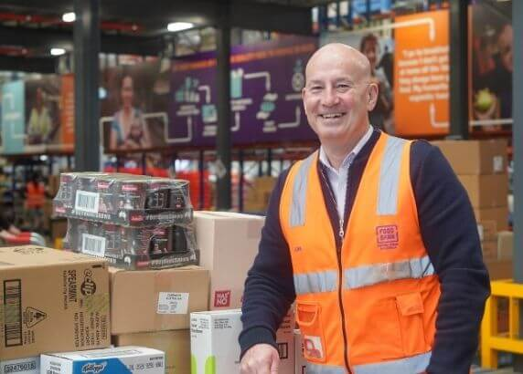 Foodbank NSW & ACT CEO